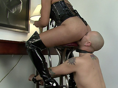 Stool Bound Asslicker Free Movie