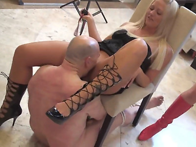 Pussy Licking Slave Free Movie