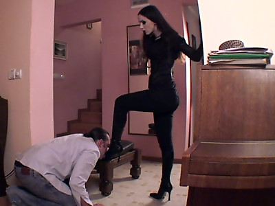 Hubby Licks Boots Free Movie
