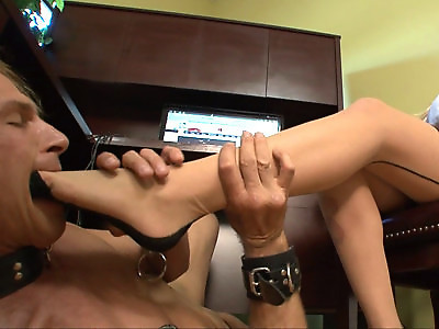 Stocking Foot Bitch Free Movie